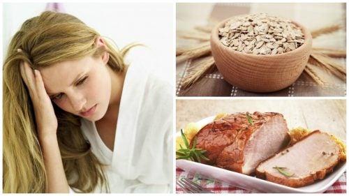 6 alimentos saludables para controlar la hipoglucemia