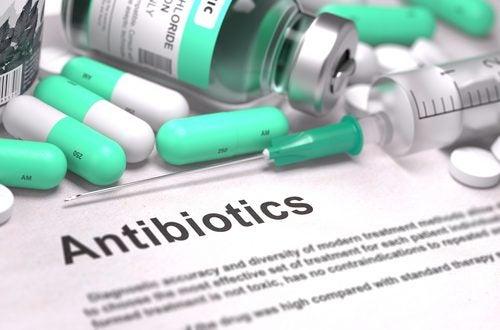 Diferentes antibióticos para la infección de orina