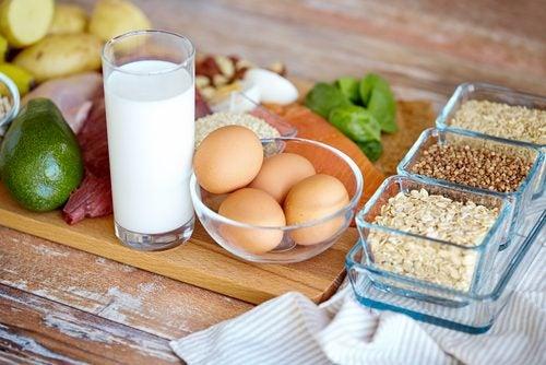 Combina los hidratos para perder peso