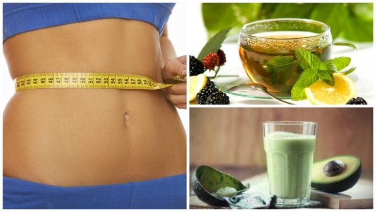 4 formas de consumir té verde para bajar de peso
