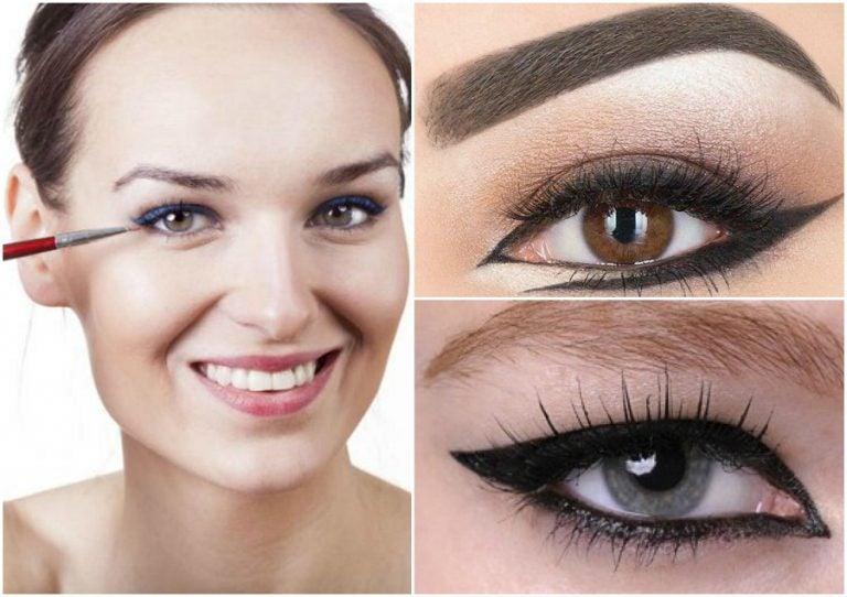 6 formas diferentes de delinear tus ojos y tener una mirada envidiable