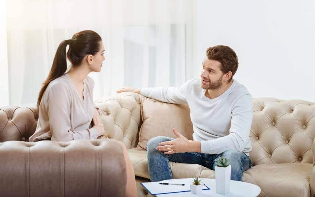 Dialogar cuando tu relación se está desmoronando