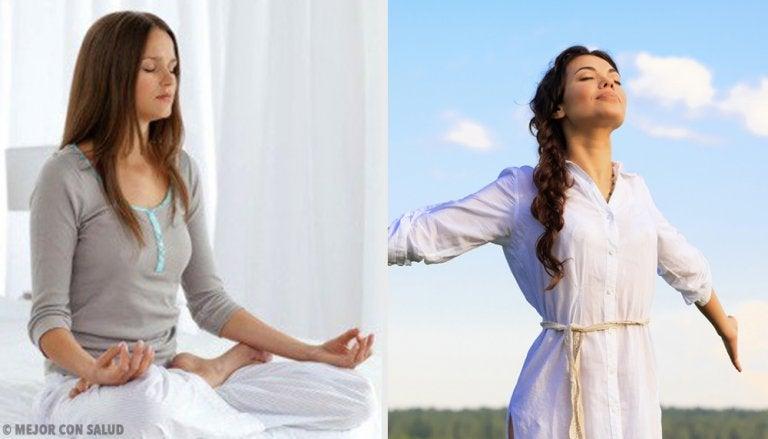 4 alternativas para relajarse en momentos difíciles