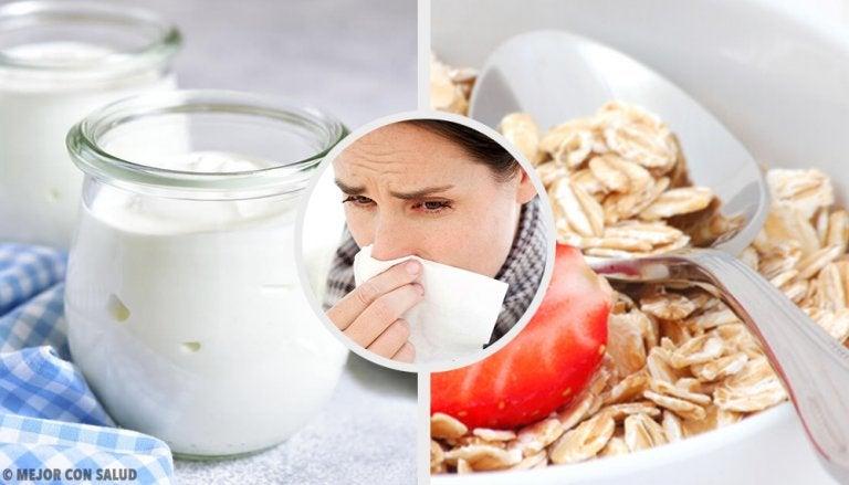 7 formas naturales de subir tus defensas para evitar enfermedades respiratorias y gripe