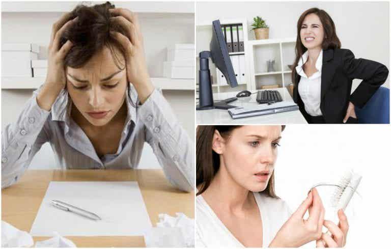 7 síntomas de estrés que no debes pasar por alto