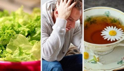 8 remedios naturales que controlan la ansiedad nerviosa