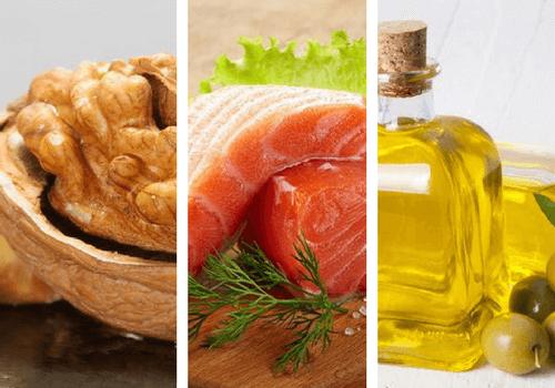 Alimentos ricos en grasas saludables. ¡Te fascinarán!