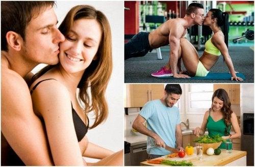 6 hábitos que te ayudan a mejorar tu vida sexual