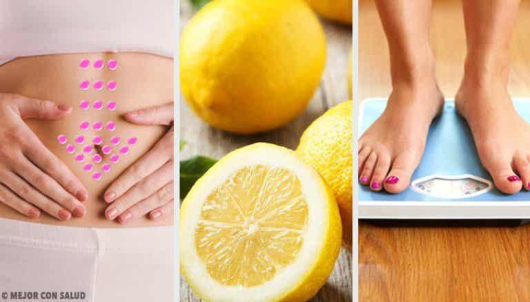 5 fabulosos beneficios del limón en el cuerpo