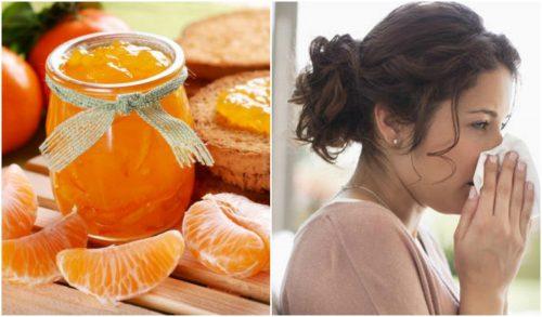 Cómo preparar una saludable mermelada de mandarina para fortalecer tus defensas