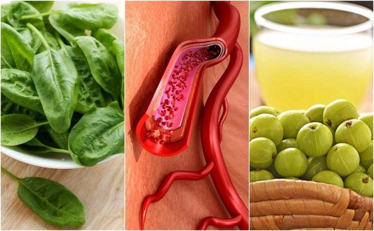 Los 7 mejores alimentos para aumentar las plaquetas de la sangre