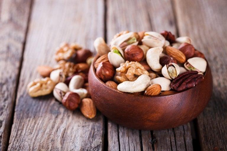 ¿Por qué comer frutos secos?