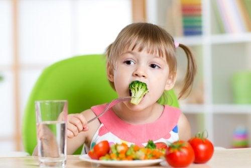 Exceso de complementos dietéticos a los niños