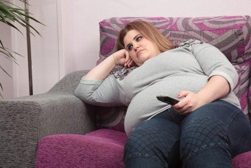 6 tipos de obesidad y sus causas