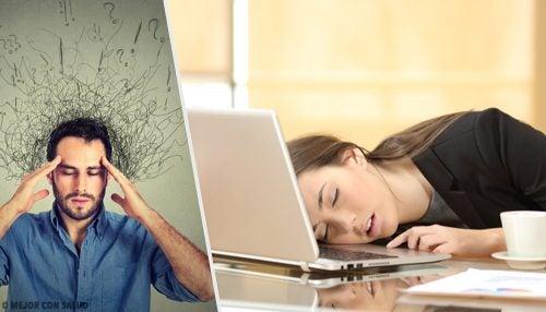 9 hábitos que te causan ansiedad