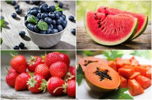 Cómo fortalecer el sistema inmunitario aumentando el consumo de 7 frutas