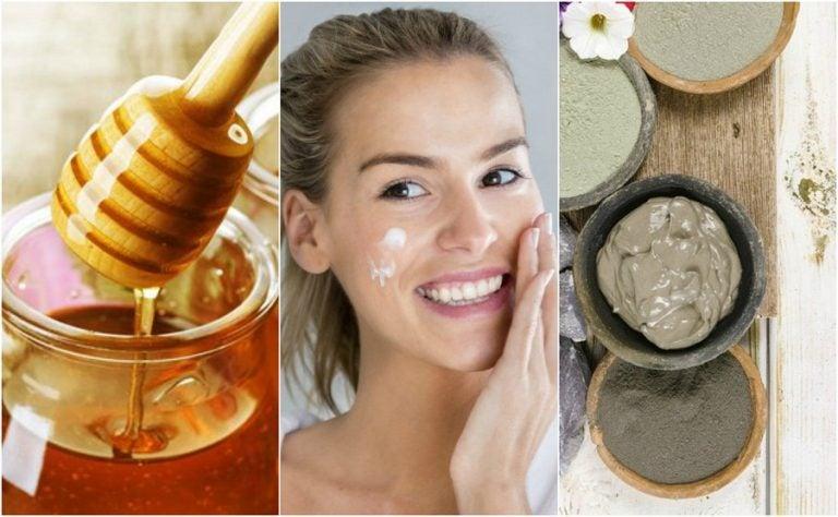 Cómo preparar 5 mascarillas para la piel maltratada por el sol