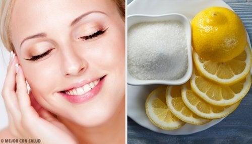 Cómo usar el limón para tener una piel bella y sana