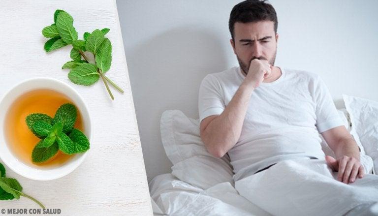 Los 5 mejores tés para aliviar la tos