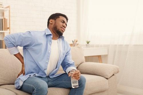 6 bebidas para el dolor en los riñones