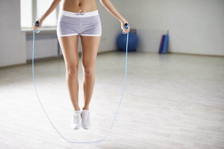 6 ejercicios para acelerar el metabolismo