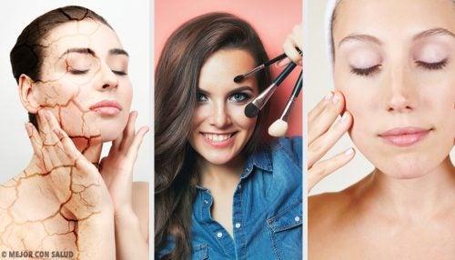 10 removedores de maquillaje caseros para piel seca, grasa y sensible