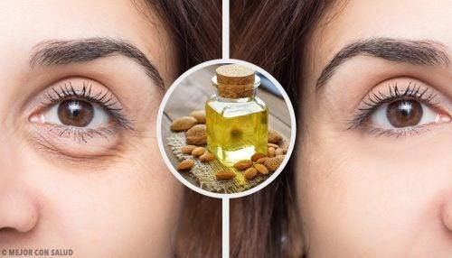 4 mascarillas para relajar los ojos y eliminar las ojeras