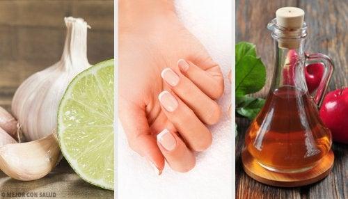 5 remedios naturales para hacer crecer las uñas