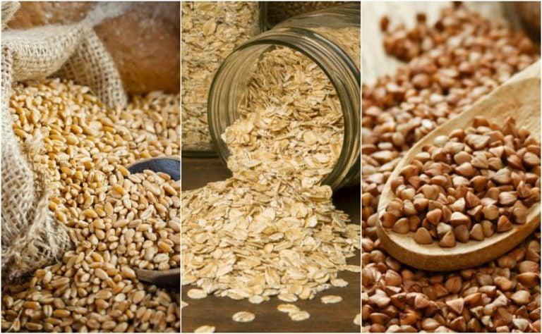 6 cereales integrales que no deberían faltar en tu dieta
