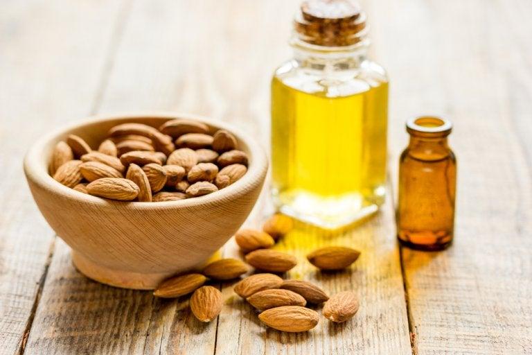 3 remedios con aceite de almendras para cuidar tu piel