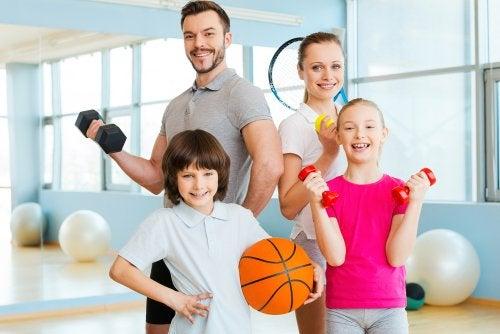 Los niños y el deporte: ¿cómo sacar el deportista que llevan dentro?
