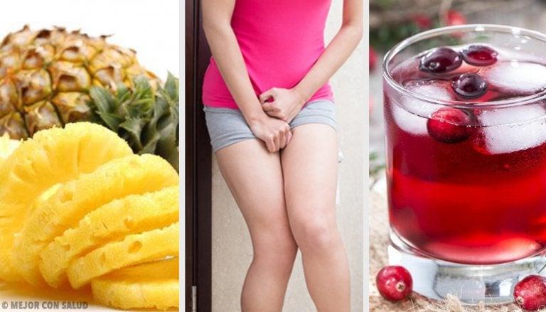 Remedios para las infecciones de vías urinarias