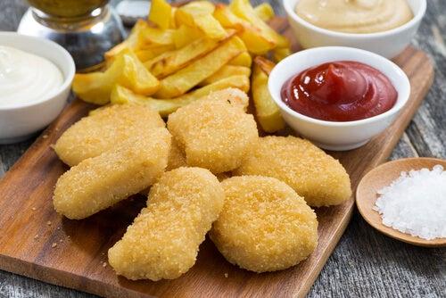 Aprende a hacer unos deliciosos nuggets de queso con esta receta