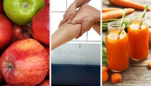 5 frutas para eliminar los líquidos retenidos en nuestro cuerpo