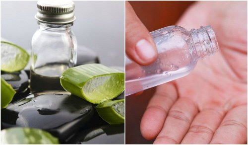 Cómo preparar un gel antibacterial para las manos con ingredientes naturales