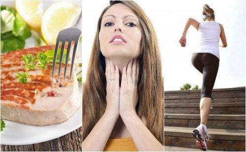 Plantas medicinales para regular y cuidar de tu tiroides