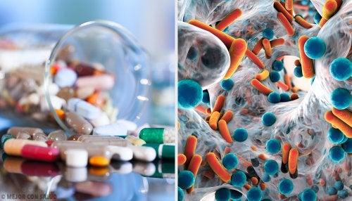 ¿Qué son los antibióticos?