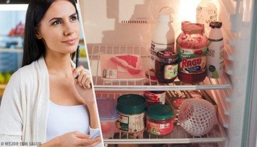 Métodos industriales y métodos caseros de conservación de alimentos