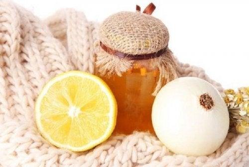 Miel y cebollas: remedio efectivo para la tos