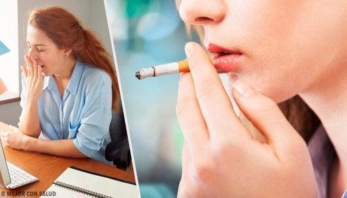 6 hábitos cotidianos igual de peligrosos que el tabaquismo
