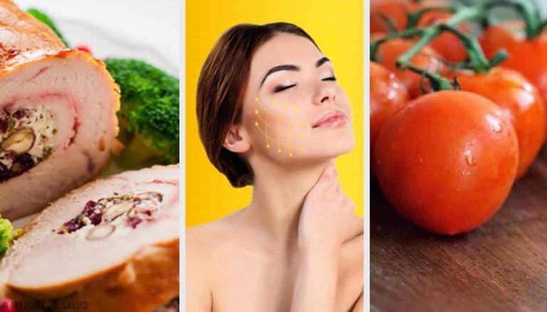 4 alimentos que favorecen la producción de colágeno