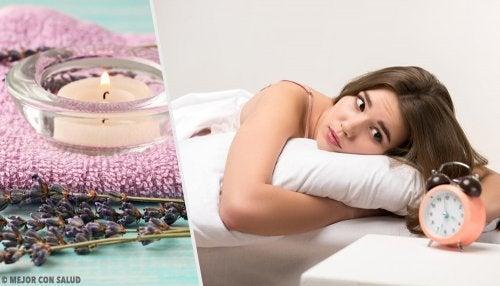4 aromatizantes naturales para recuperar el sueño