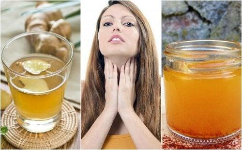 5 infusiones medicinales para el hipotiroidismo