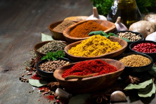 5 especias exóticas que debes probar