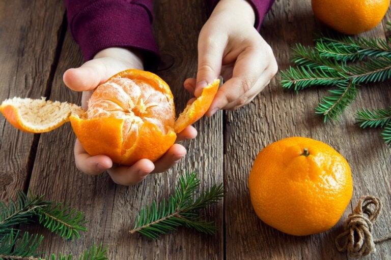 5 razones por las que debes incorporar la mandarina a tu dieta