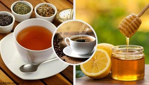 8 sustitutos del café que deberías probar