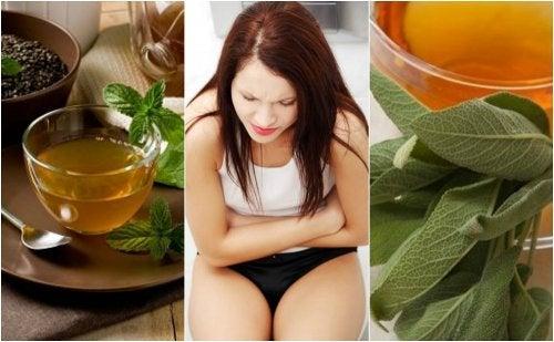 Cómo calmar la dismenorrea con 5 remedios de origen natural