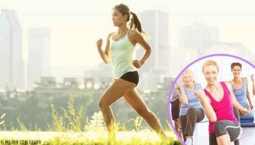 Cómo motivarse a hacer ejercicio