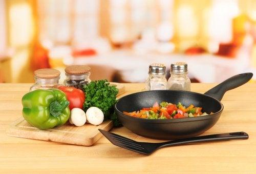 Cómo cocinar verduras de forma apetitosa