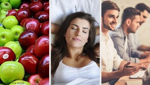 Tips para no tener sueño durante el día